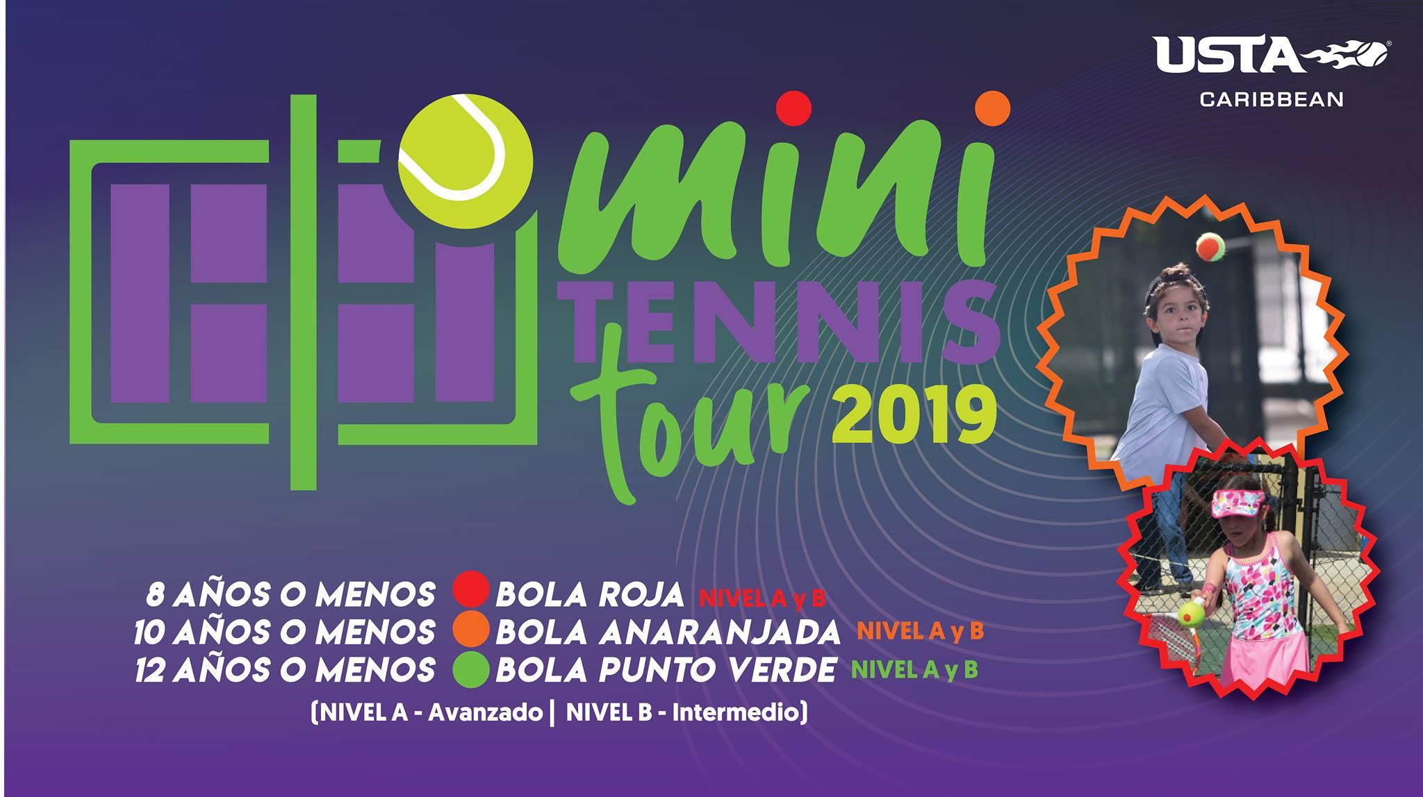 Mini Tenis en el Centro de Tenis Honda del 23 al 24 de febrero de 2019