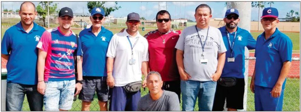 Líderes Recreativos del Municipio de Bayamón