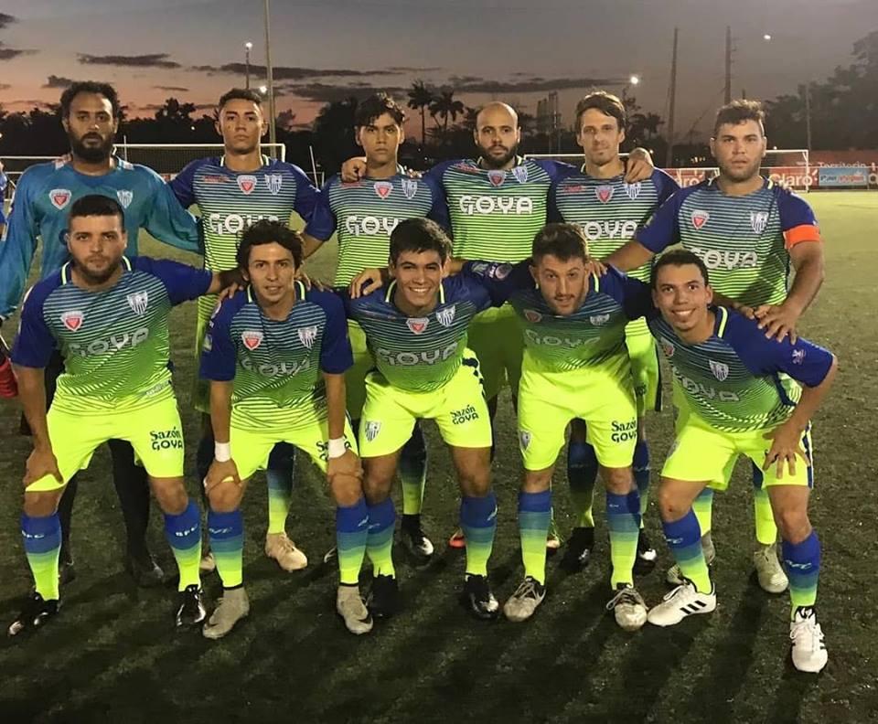 Equipo ganador de Copa Alcalde