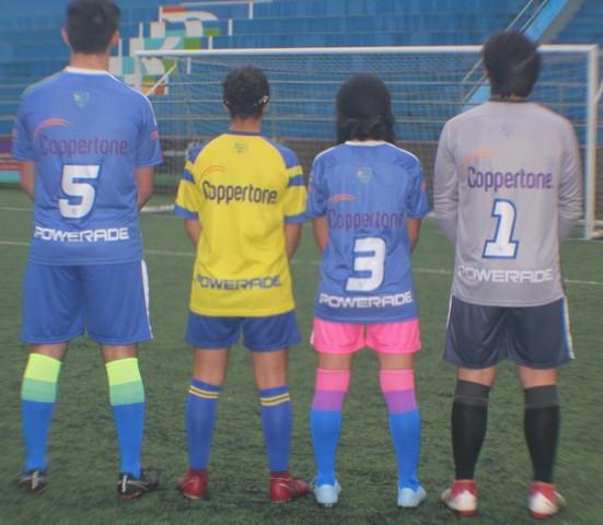 Nuevos Uniformes Bayamón FC
