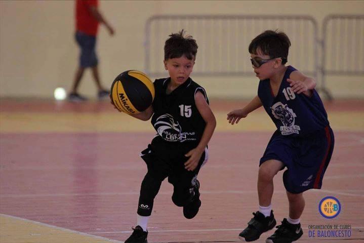El equipo de 7 Años Queda Campeón del Torneo de la Liga de Baloncesto OCB