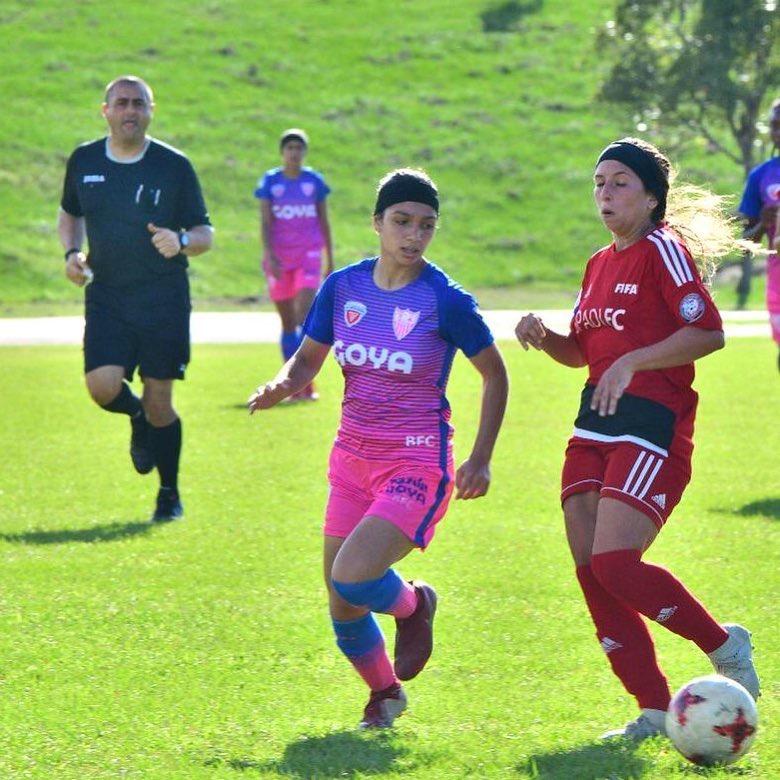 Andrea Gascot Bayamon FC