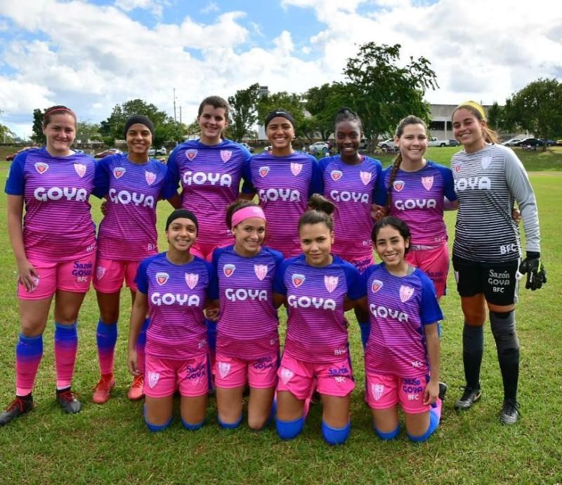 Bayamon FC femenino