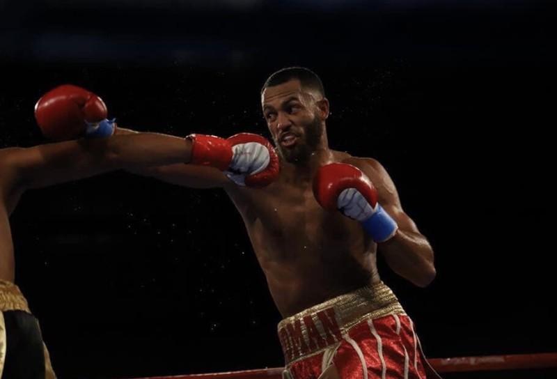 Octava victoria para Román es por KO