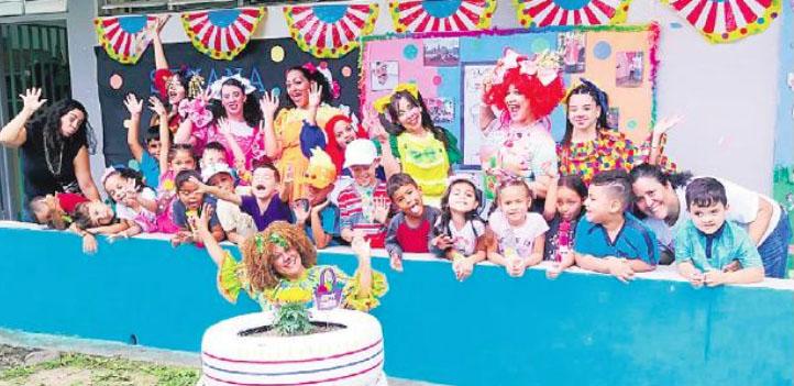 ICPR College de Bayamón Celebra Mes de Niñez Temprana