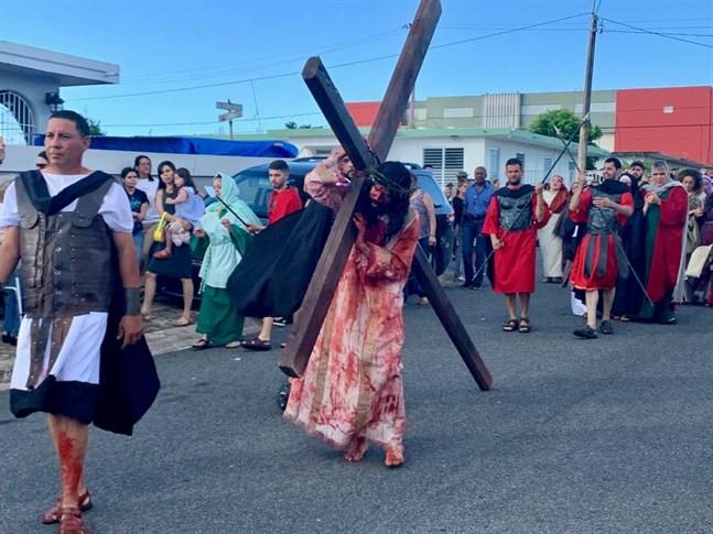Procesión que Cumple 55 Años en Bayamón