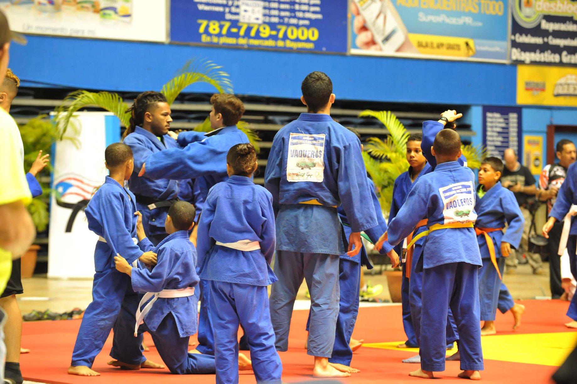 Bayamón Celebra 8va Edición del Torneo Interclubes de Judo