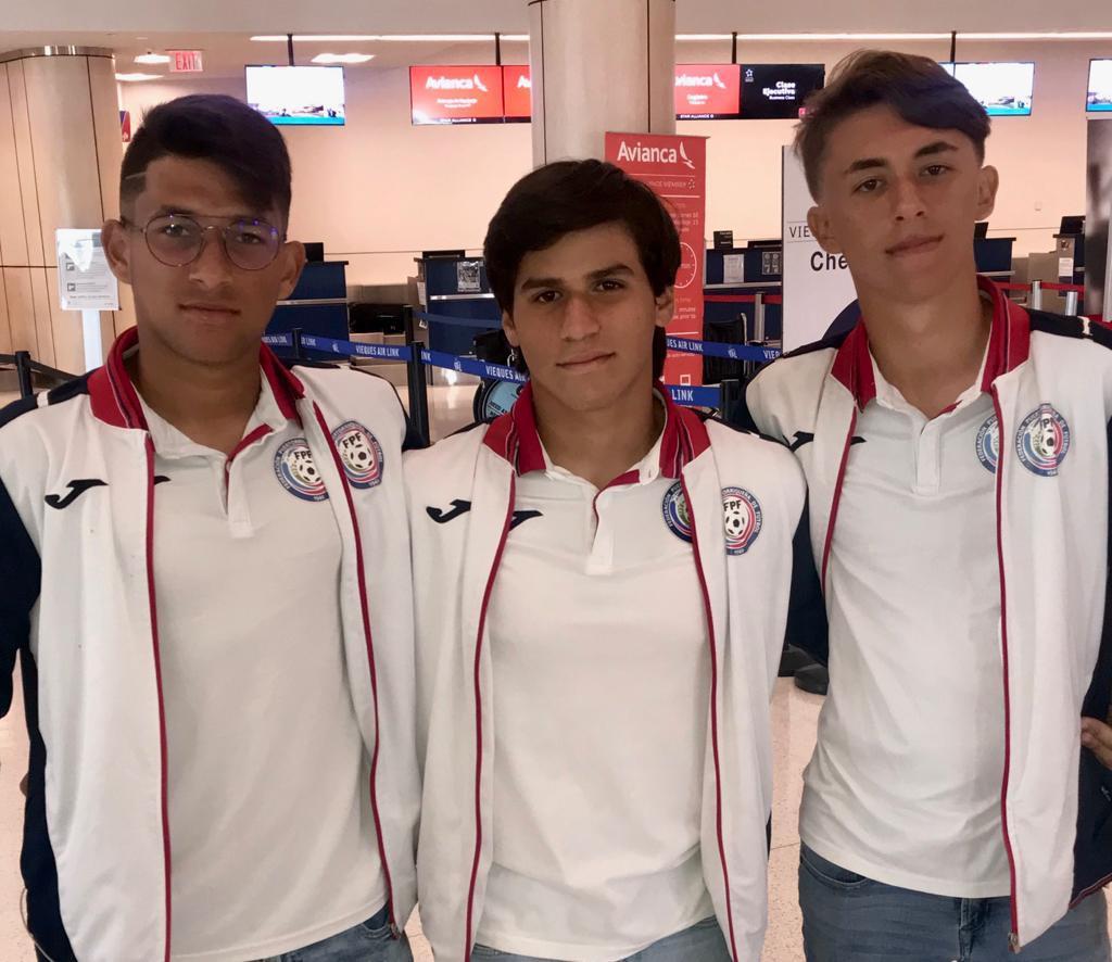 Viajan 3 Jugadores de Bayamón FC con la Selección Sub17 de Puerto Rico