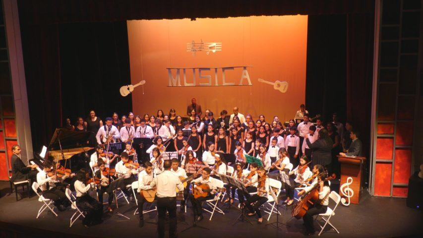 Concierto de Primaerva de la Escuela de Bellas Artes