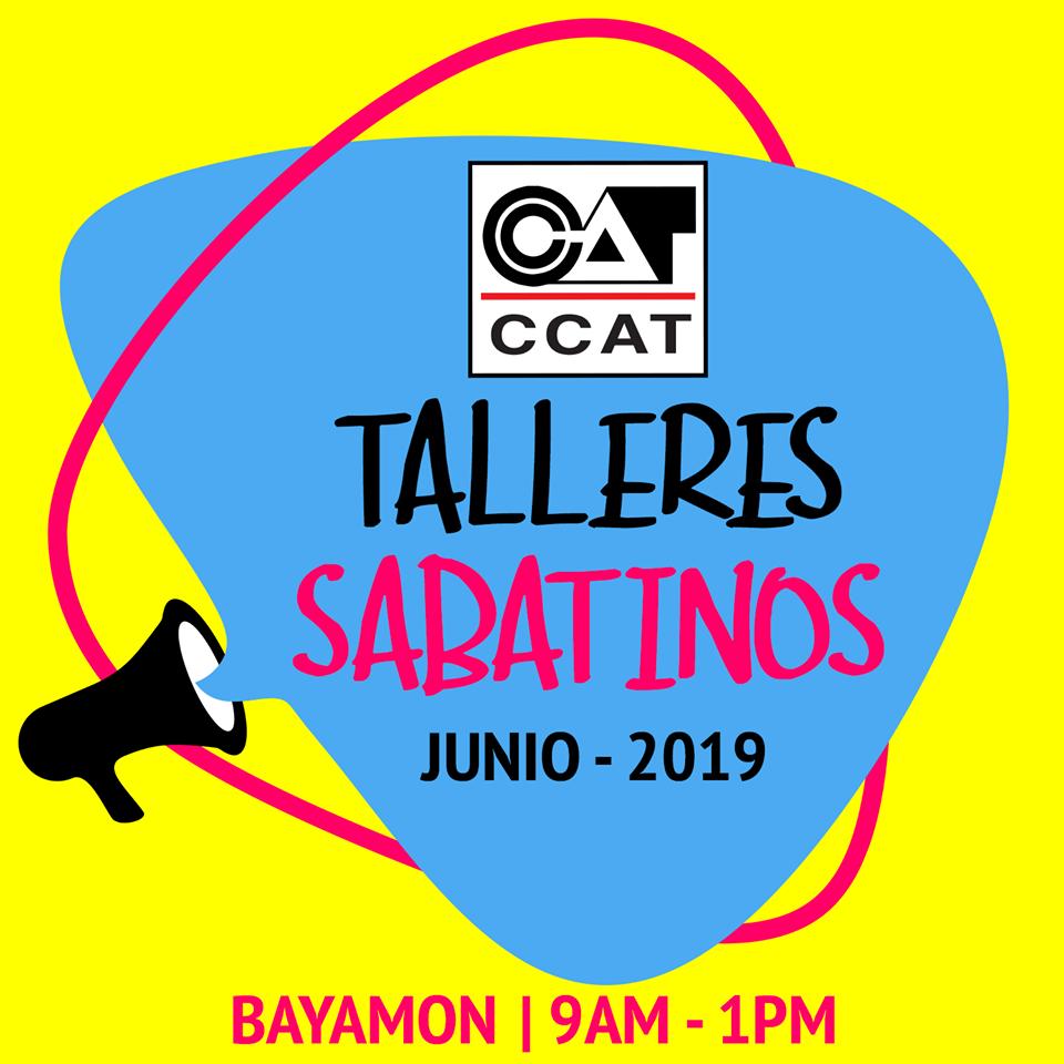 Talleres Sabatinos en CCAT