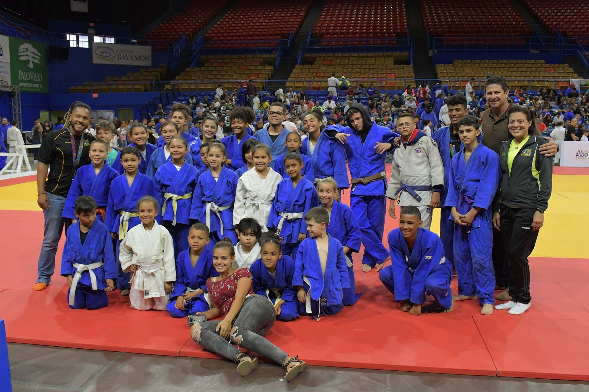 Exitosa la 8va Edición del Torneo Interclubes de Judo