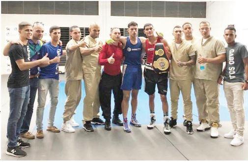 Exitoso torneo de boxeo en Bayamón