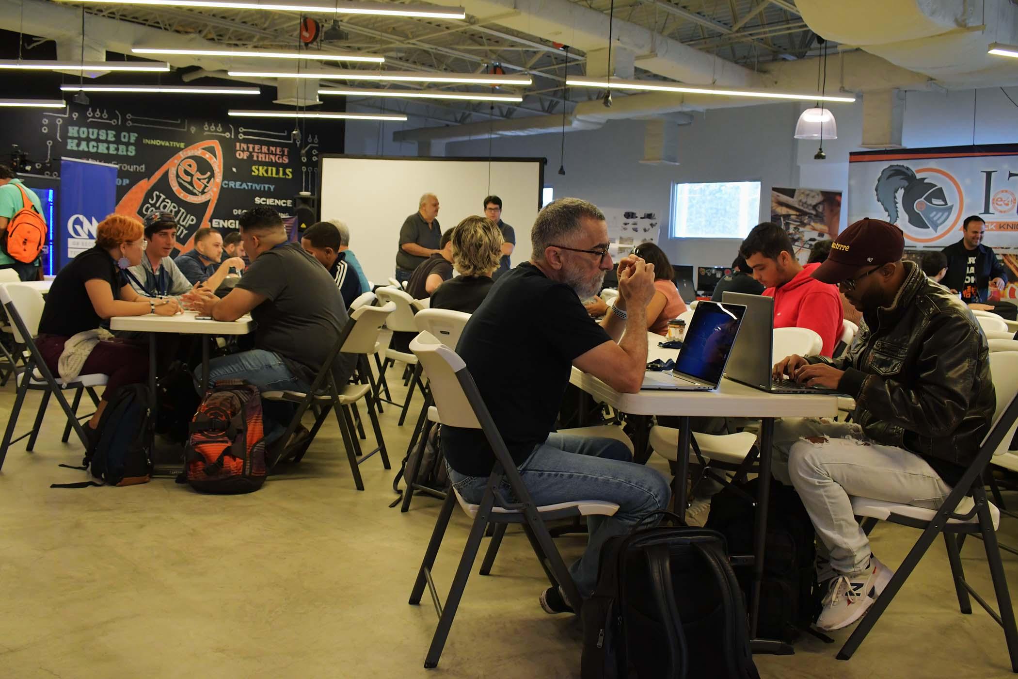 Galería: Hacker Lab 3.0