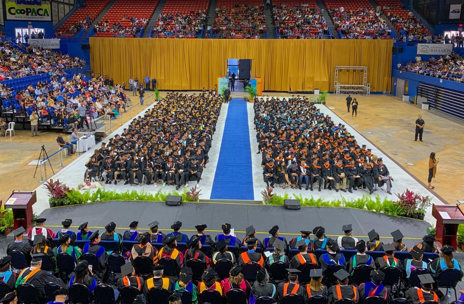 UPR Bayamón Gradúa 501 Nuevos Profesionales