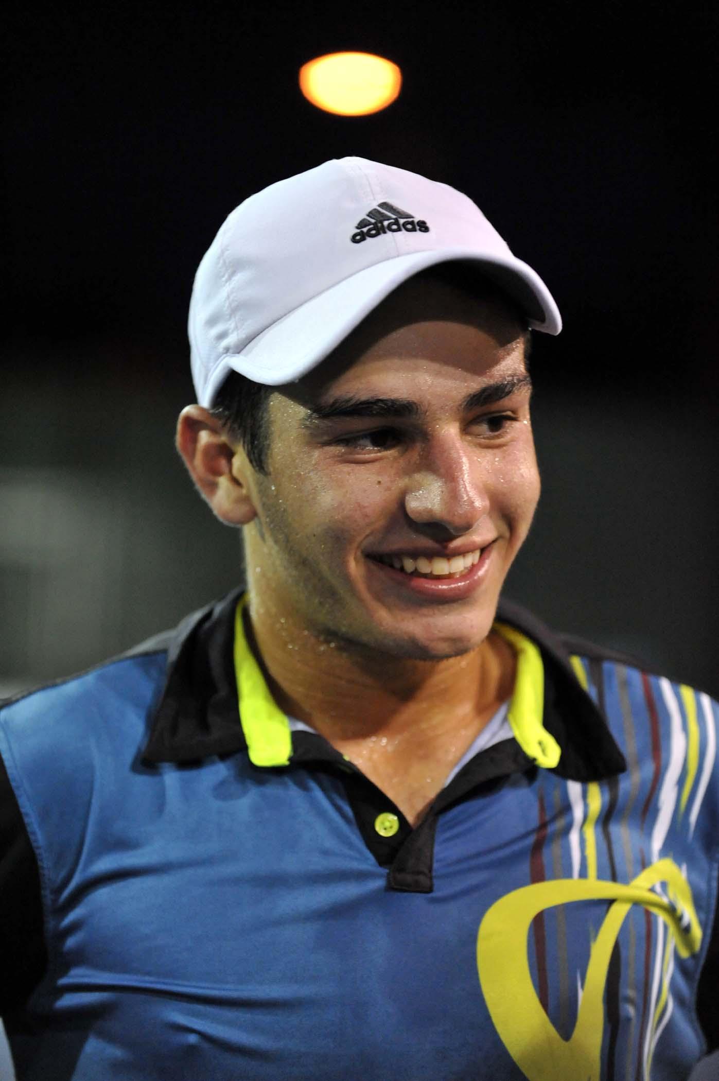 Jugador tenis