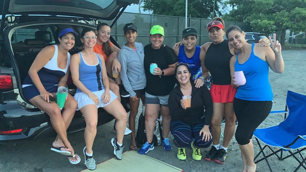 Equipo 4.0 Femenino Centro de Tenis Honda