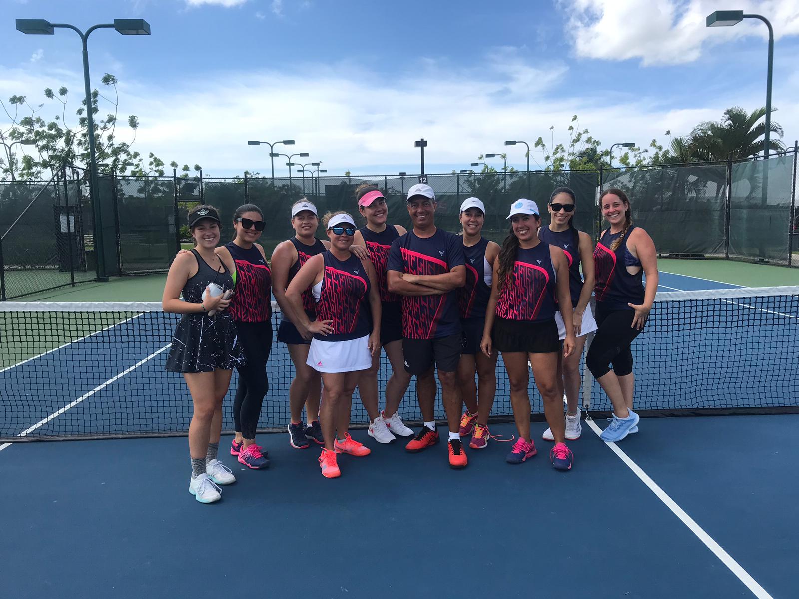 Equipo Centro de Tenis Honda 3.0 femenino