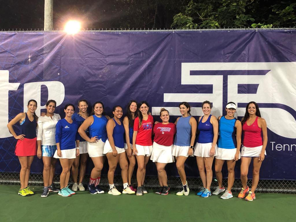 Equipo femenino 3.5 Torrimar Lizjacnira Martinez