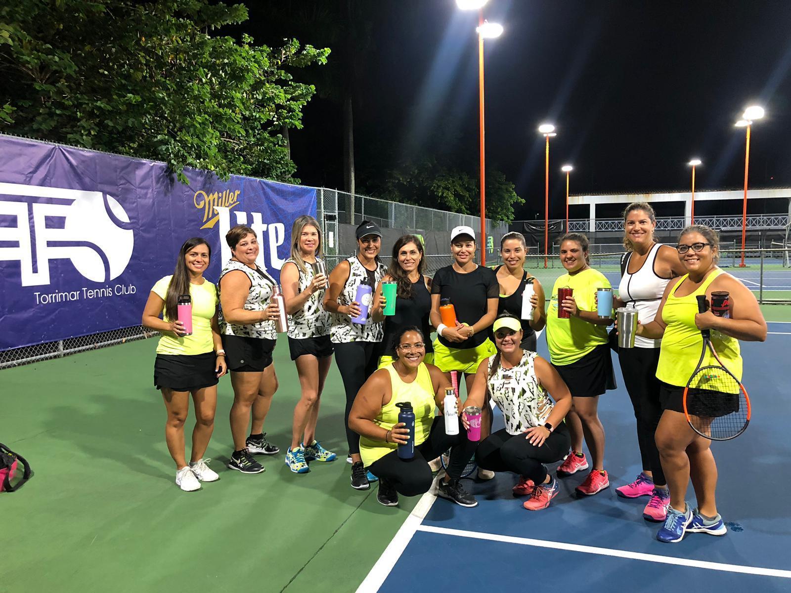 Equipo femenino 3.0 Torrimar Anel Alejandro