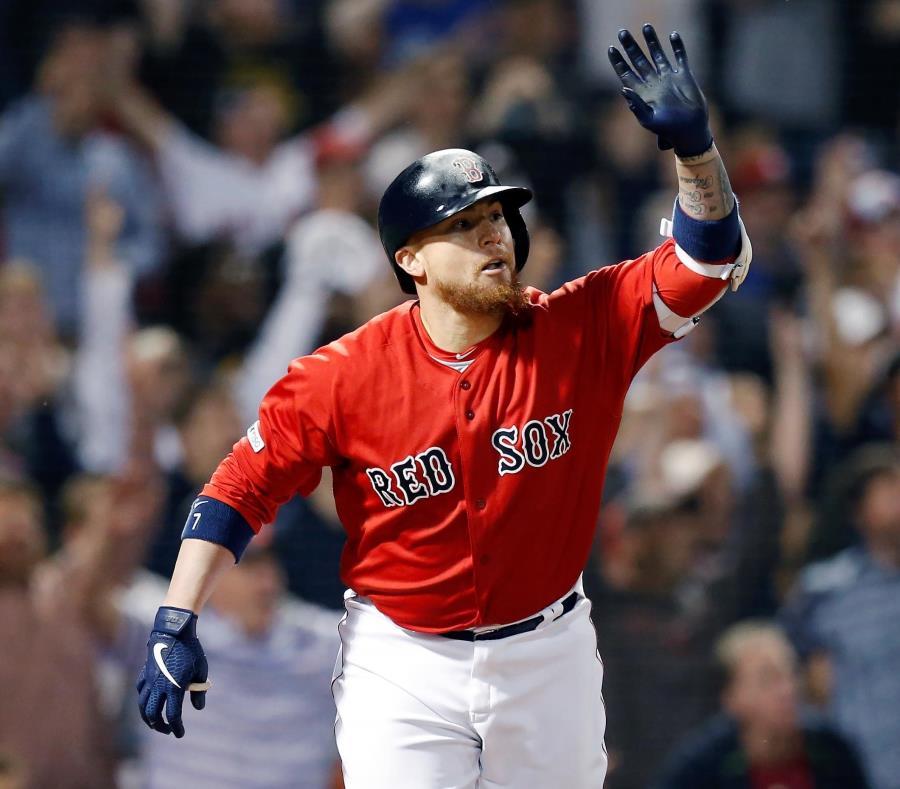 Christian Vázquez ya no es el out fácil de Boston