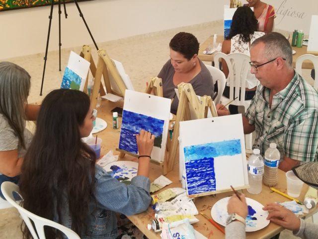"""ARTE@MAB Edición Adultos: """"Pintando al Estilo de..."""""""