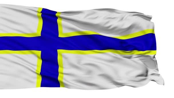 La bandera oficial