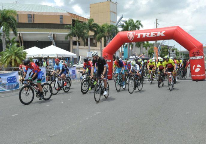Ciclistas del Grandprix del año pasado