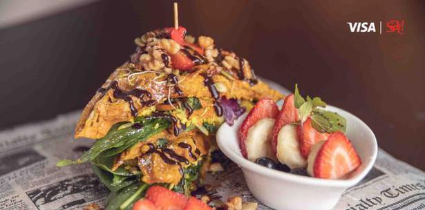 ConGreka, un Oasis de Delicias Veganas en Bayamón