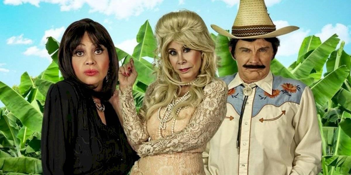 """Actores de """"Amor en el Platanal"""""""