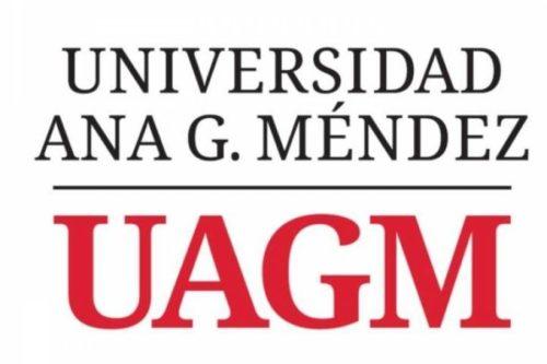 Logo Universidad Ana G. Mendez