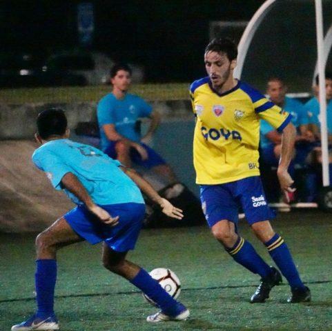 Victoria de Bayamón FC 3-1 Ante Metropolitan FA
