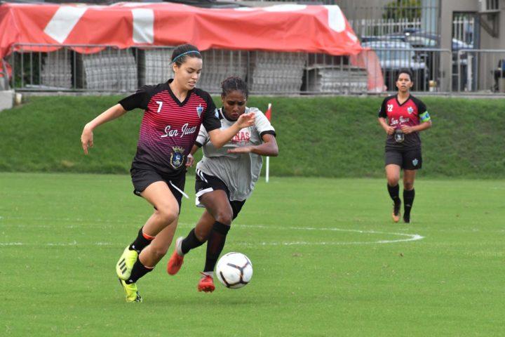 Soccer Femenino-Spadi vs Metropolitano