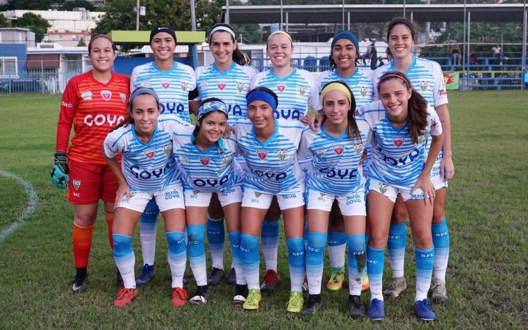 2do Triunfo de Bayamón FC Femenino