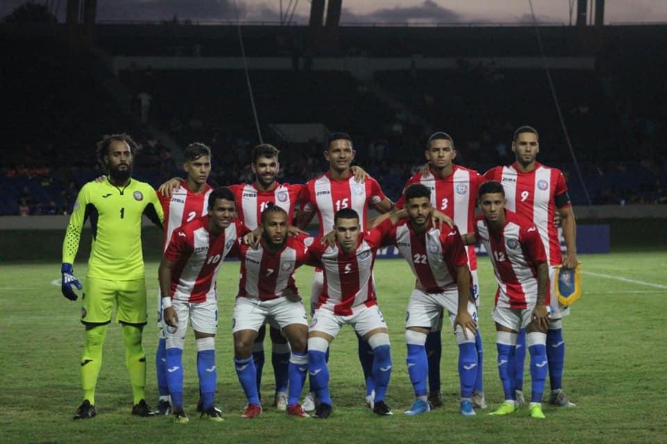 Equipo de Selección mayor de fútbol