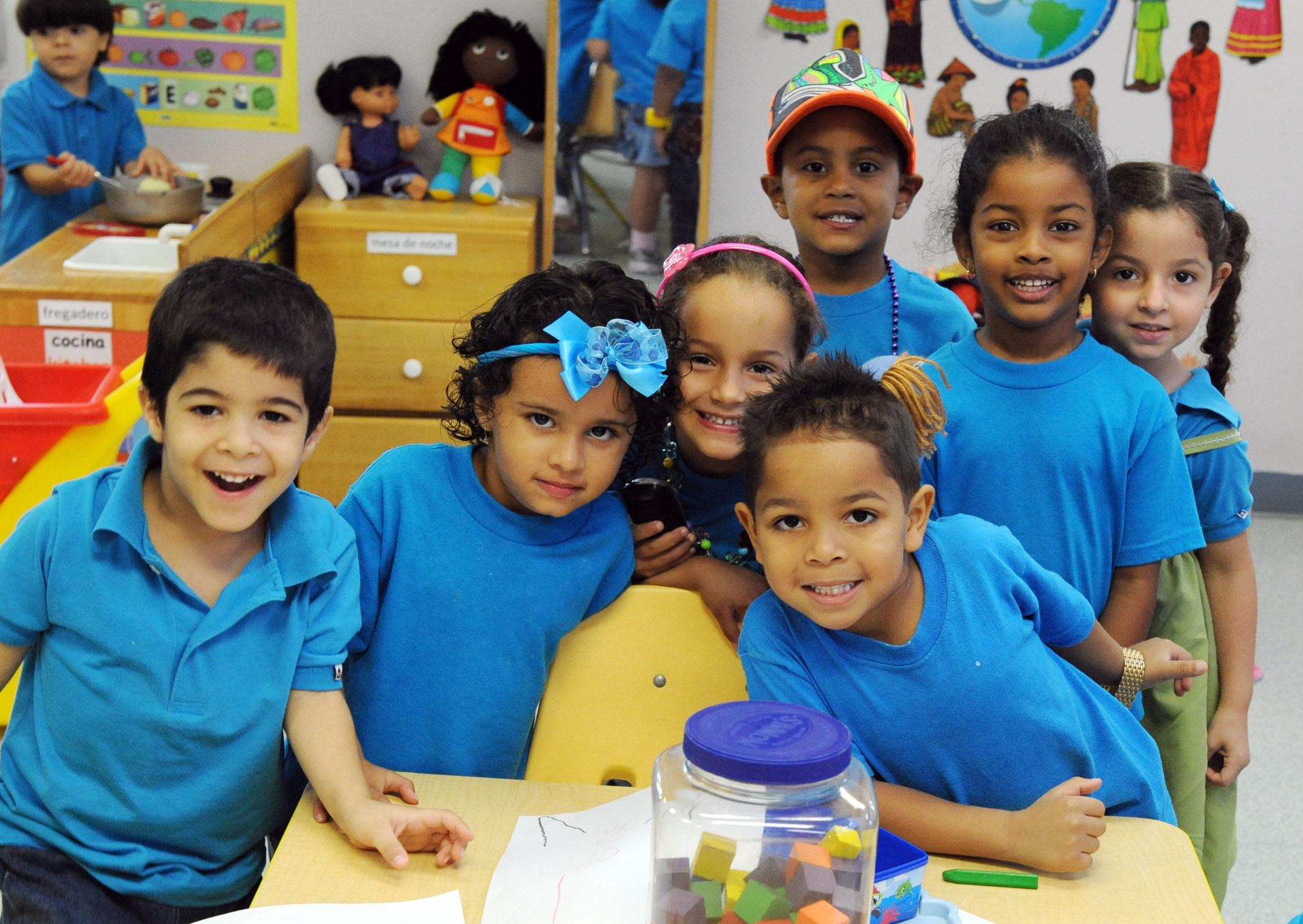 Niños de Head Start