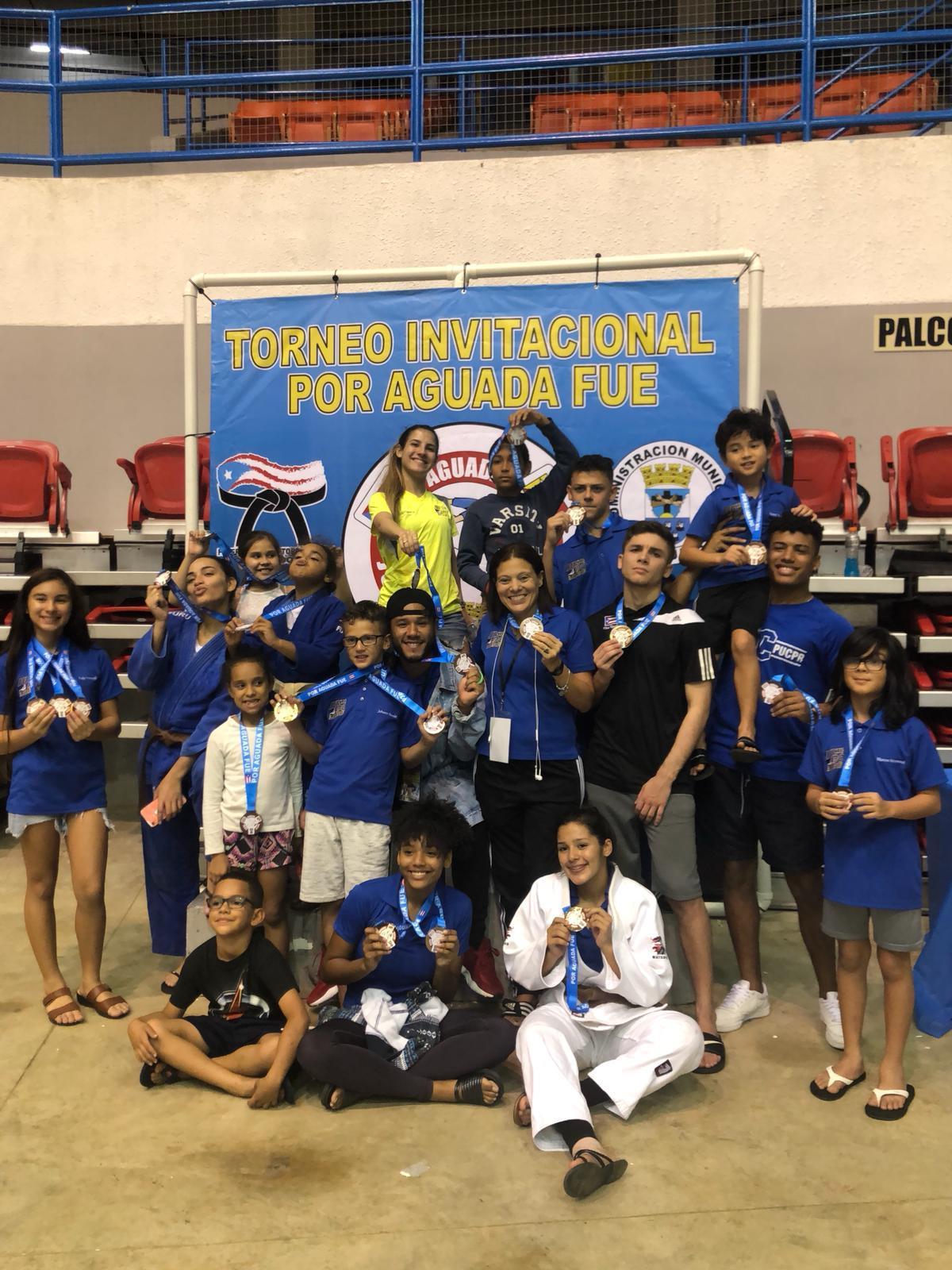 Continúa Resaltando el Vaquero Judo Club