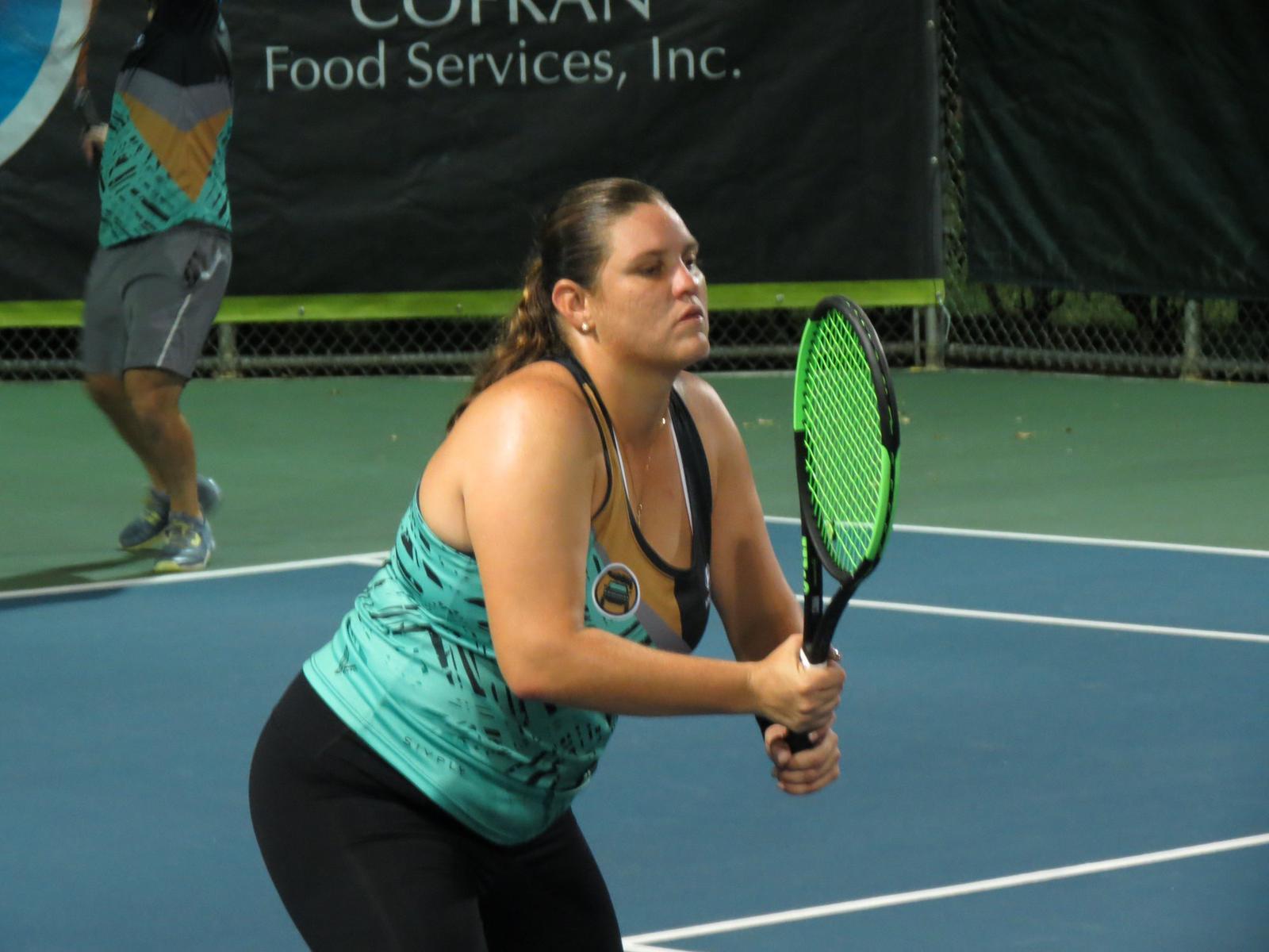 Giselle Vidal, jugadora 8.0 femenino