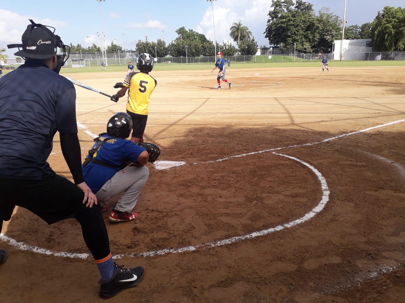 softball escolar