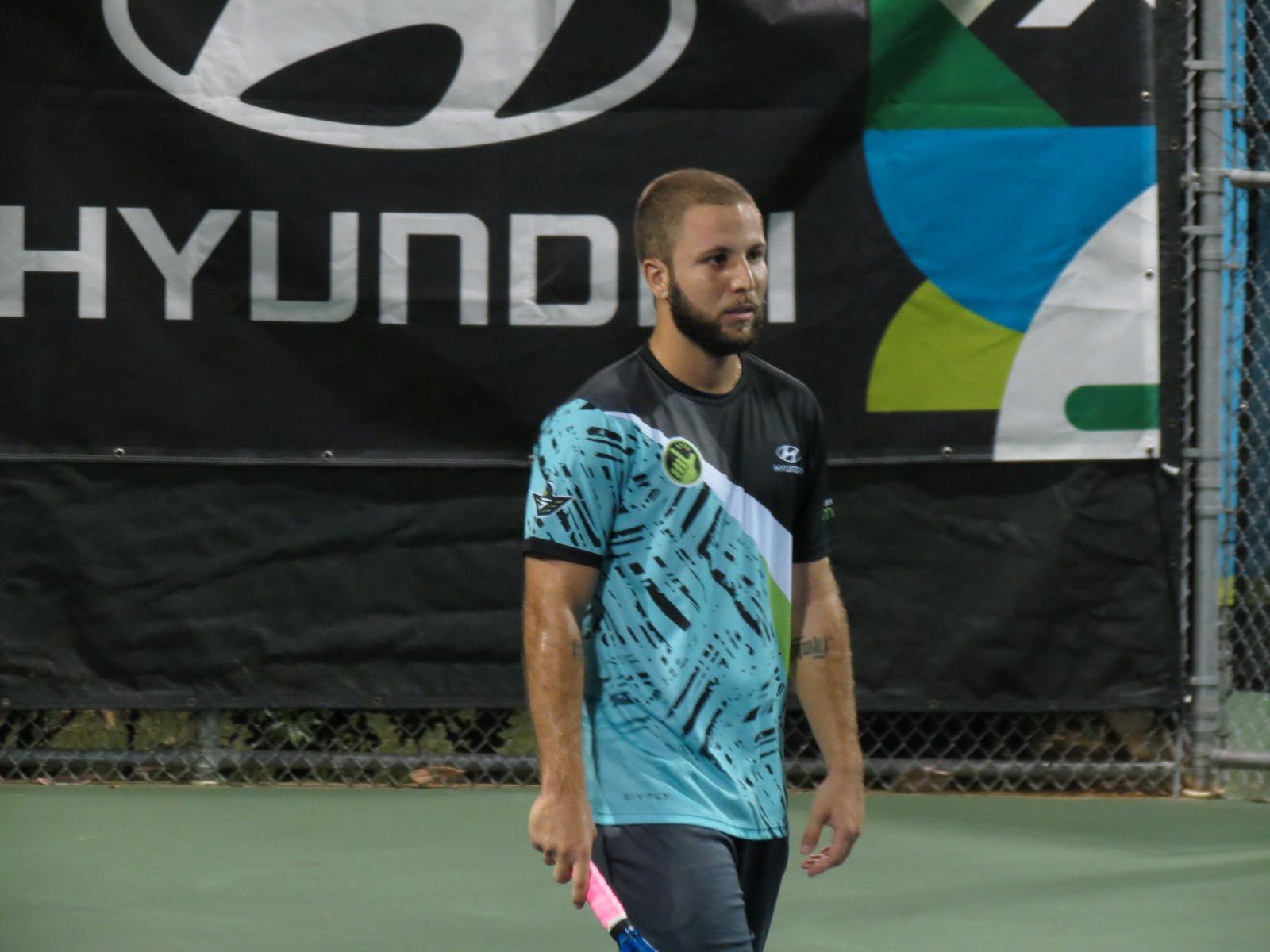 Gabriel González, jugador 8.5 masculino