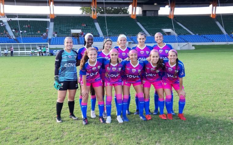 Bayamón FC 8-0 Caribbean