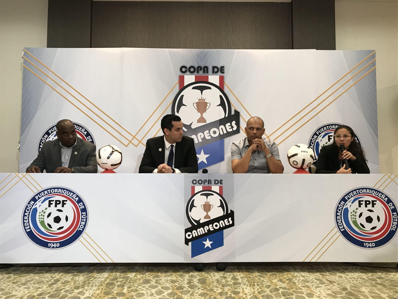 Finales de Copa de Campeones será en Bayamón