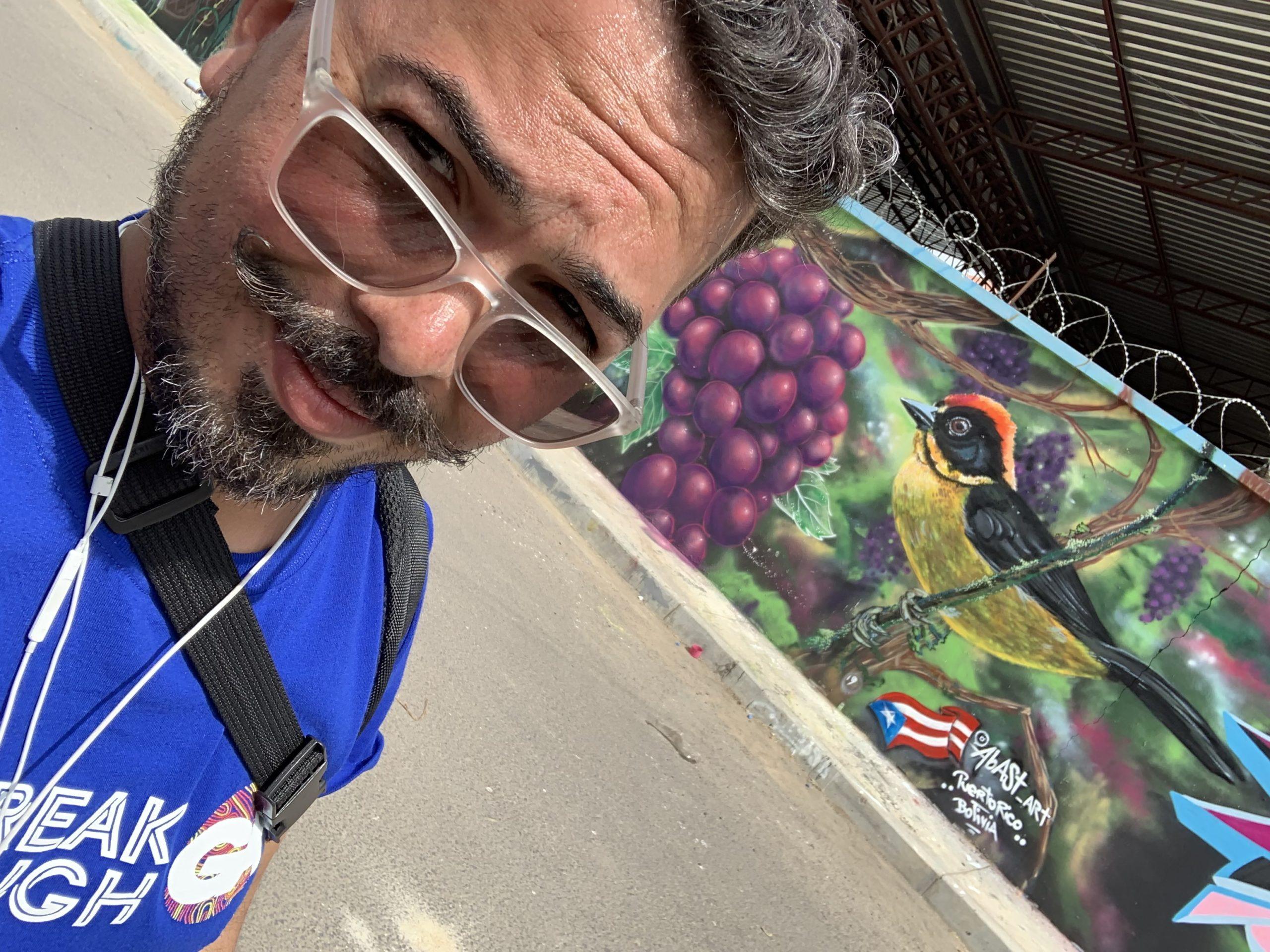 Bayamonés Lleva su Arte Fuera del País