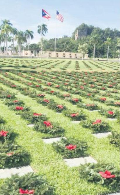 Honran Veteranos fallecidos en Navidad