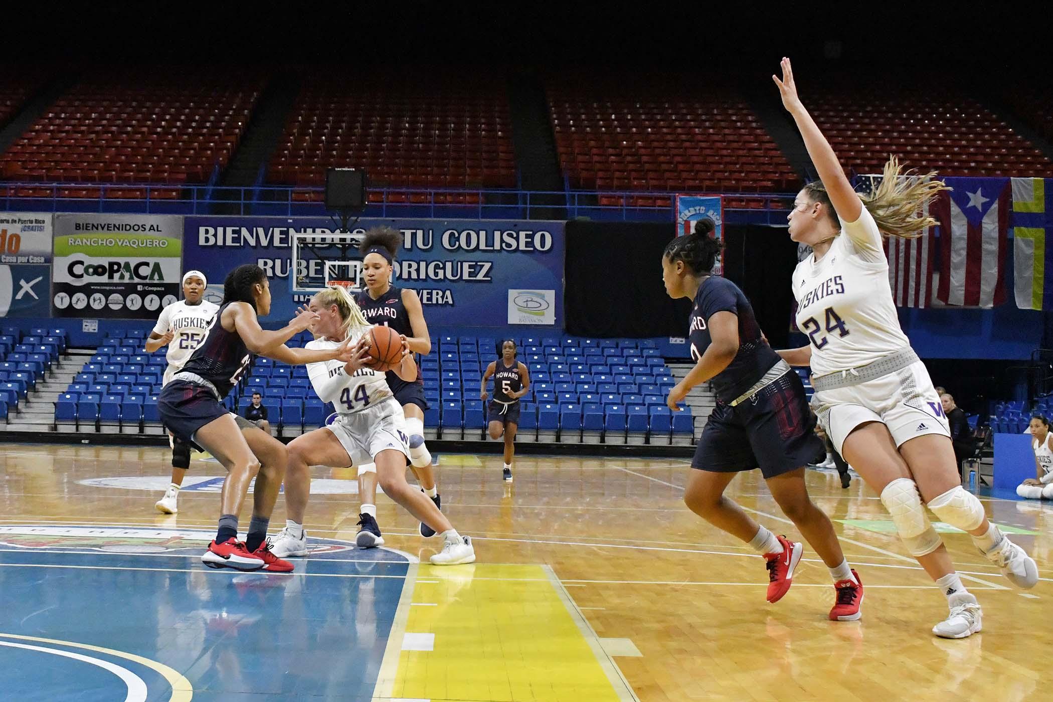 PR Clasico Baloncesto Femenino