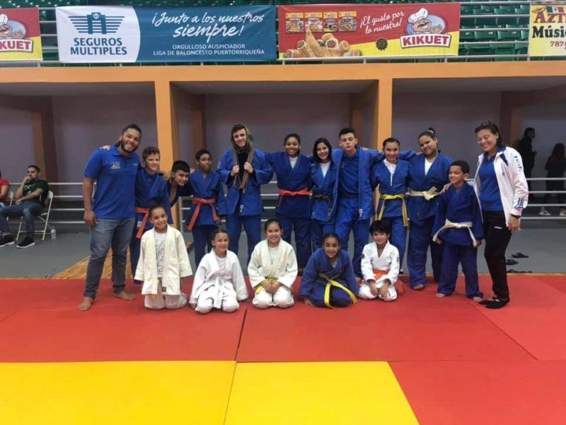 El Vaquero Judo Club conquista la Copa Gran Campeón