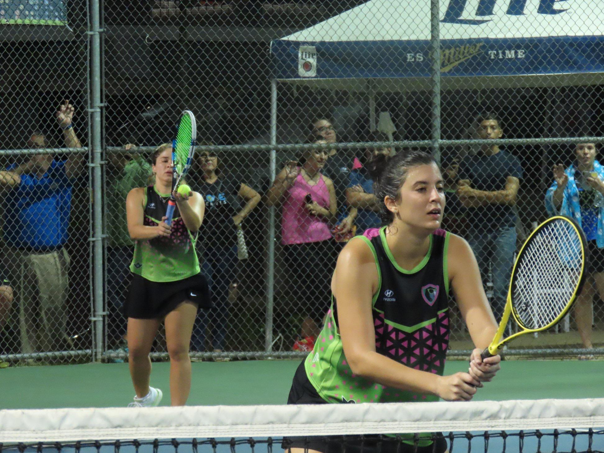 Se Definen los Finalistas de la Guerrilla del Tennis