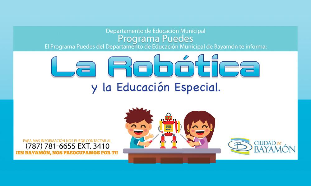 Boletín de Diciembre del Programa Puedes: La Robótica y la Educación Especial