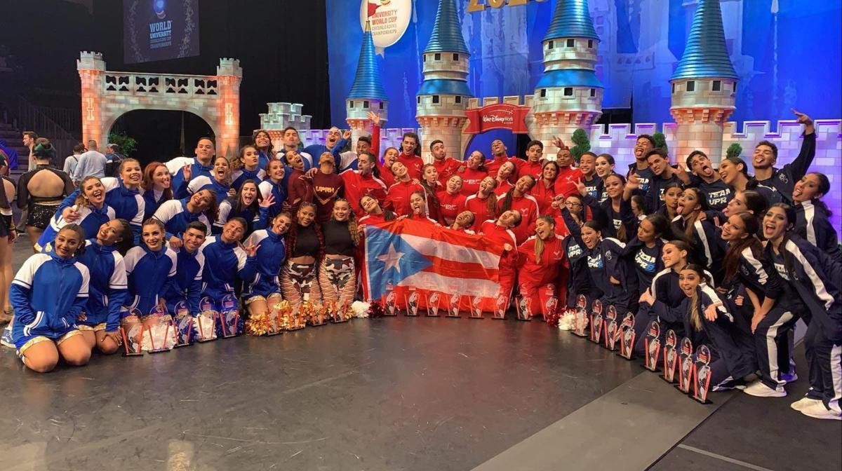 UPR Bayamón Triunfa en Campeonato Mundial de Baile y Porrismo
