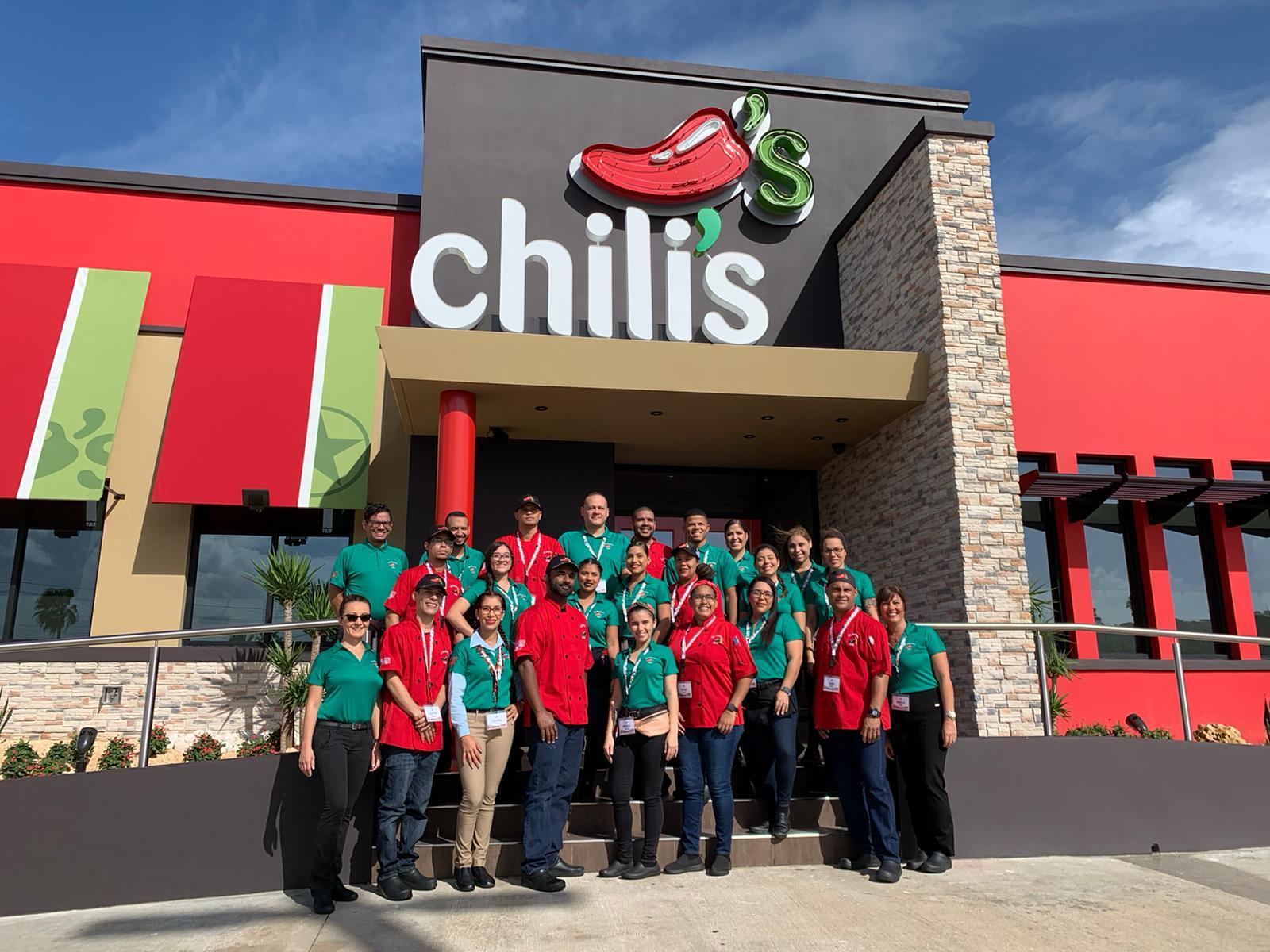 Chili's Abre Nuevo Restaurante en Bayamón