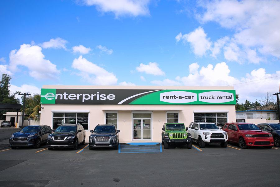 Enterprise Abre Local en Bayamón